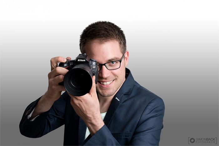 Simon Back Fotografie - Der Fotograf
