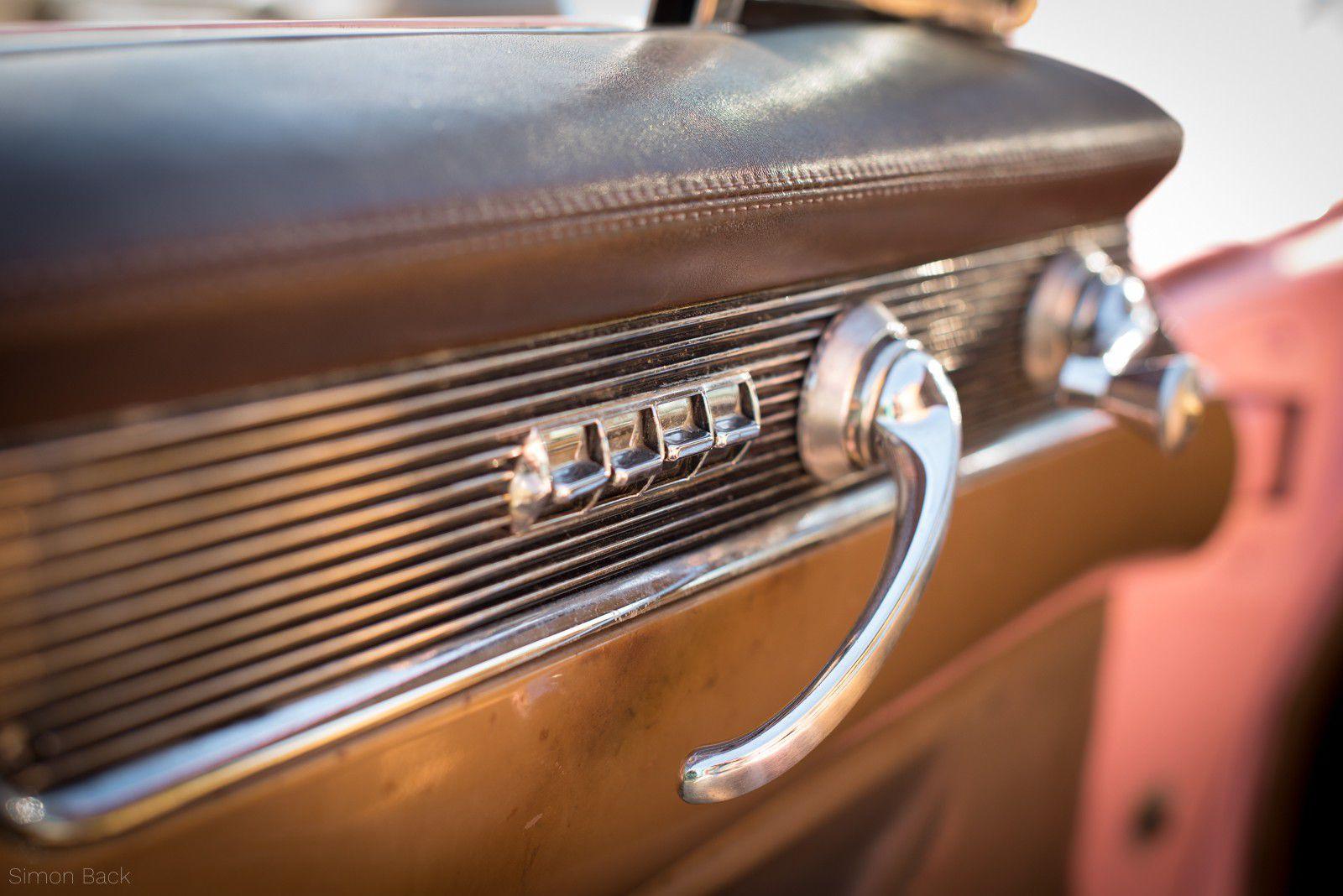 Cadillac Coupe DeVille - Der elektrische Fensterheber