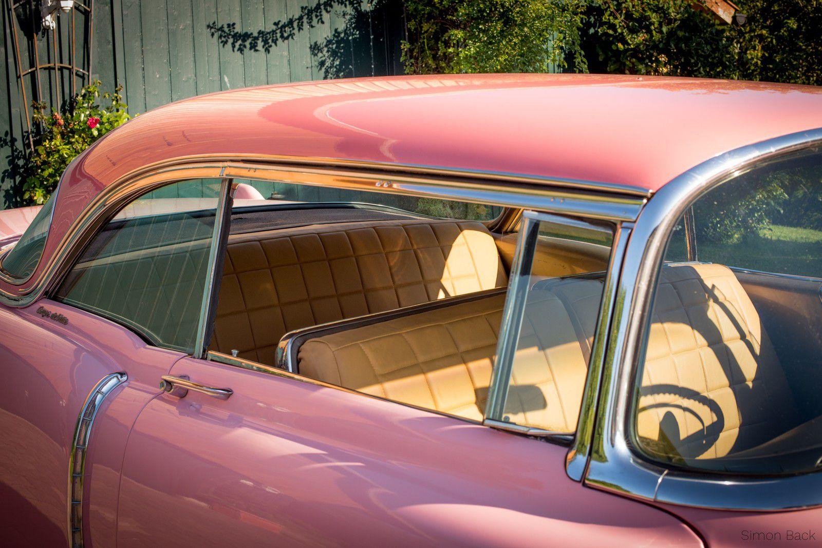 """Cadillac Coupe DeVille - Der """"Wohnzimmer""""-Innenraum"""