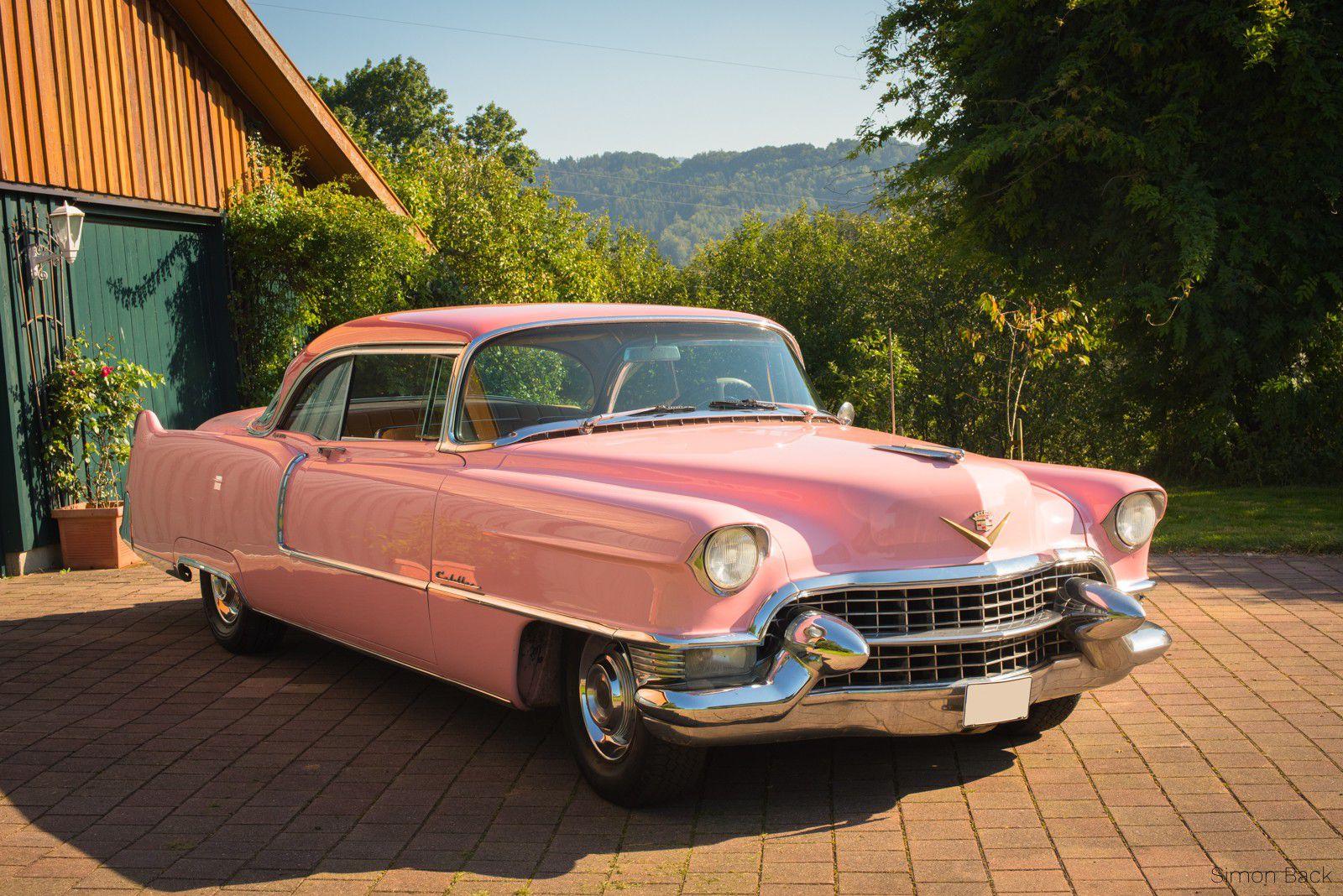 Cadillac Coupe DeVille - Der Cadillac von außen in voller Pracht